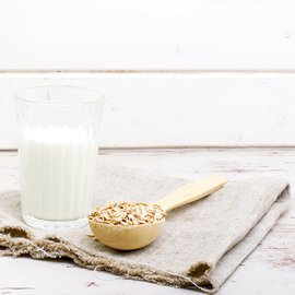 Ovesné mléko