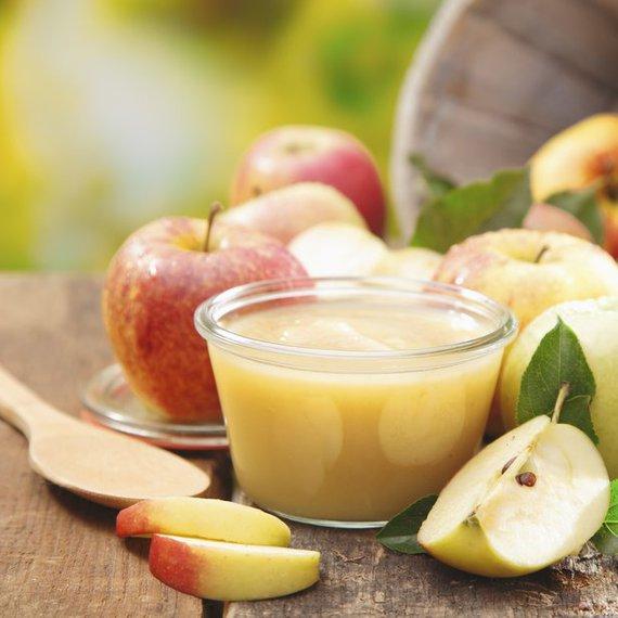 Jablečná přesnídávka - základní recept