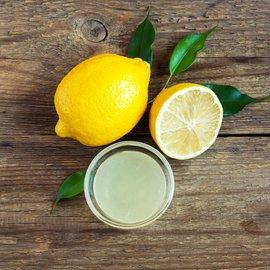 Štáva z citronu