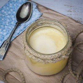 Přepuštěné máslo (ghee)