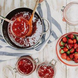 Marmeláda bez cukru