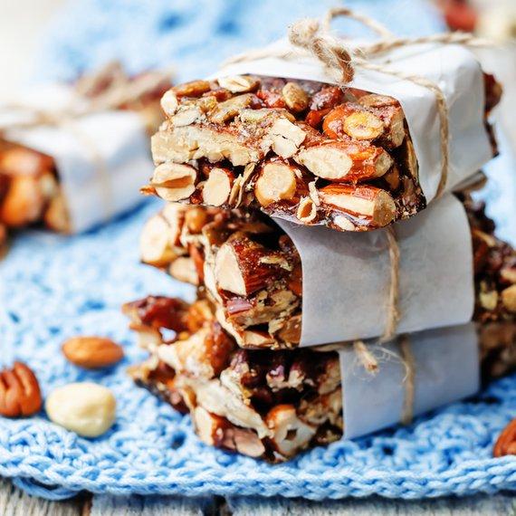 Ořechové tyčinky