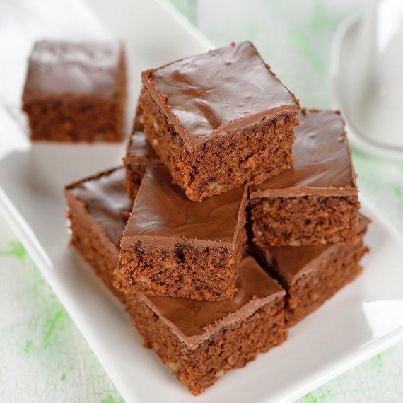 Čokoládová buchta s proteinem