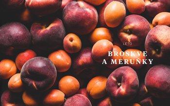 Broskve a meruňky