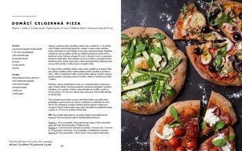 Domácí celozrnná pizza