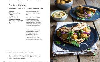 Batátový falafel