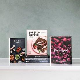 Jíme zdravě – sada prvních 6 knih