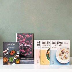 Jíme zdravě – kompletní sada 8 knih