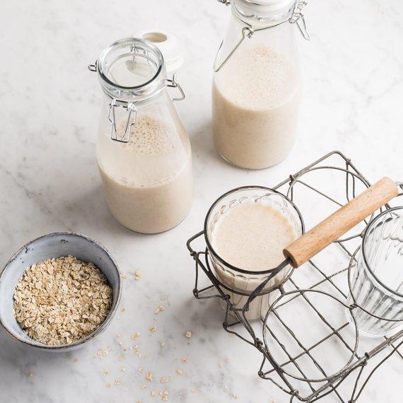 Ovesné mléko – základní recept