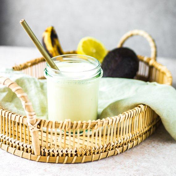 Zelené smoothie s chia semínky