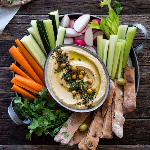 Hummus - základní recept