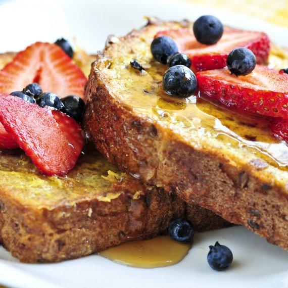 Sladký french toast