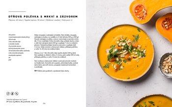 Dýňová polévka s mrkví a zázvorem