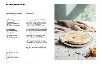 Arašídový cheesecake