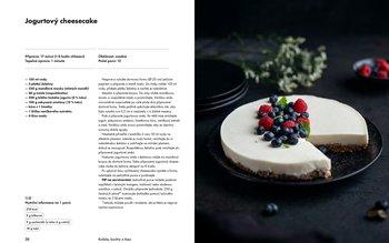 Jogurtový cheesecake