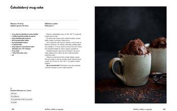 Čokoládový mug cake