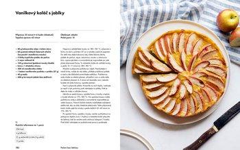Vanilkový koláč s jablky