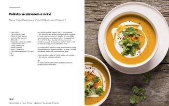 Polévka se zázvorem a mrkví