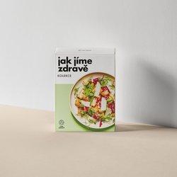 Jíme zdravě – dárkový box na 4 knihy Jak jíme zdravě (pouze box bez knih)