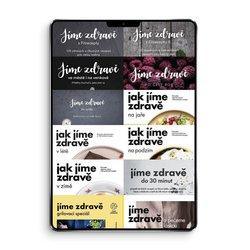 Jíme zdravě – kompletní sada ebooků (e-knihy, PDF)